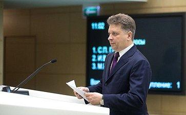 Министр транспорта М. Соколов