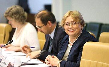 Совещание Комитета СФ понауке, образованию икультуре