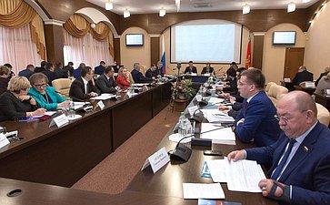 Рабочая поездка Временной комиссии СФ посовершенствованию правового регулирования всфере государственного контроля (надзора) имуниципального контроля вРФ воВладимирскую область