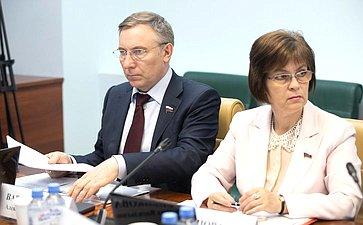 Александр Варфоломеев иЕлена Попова