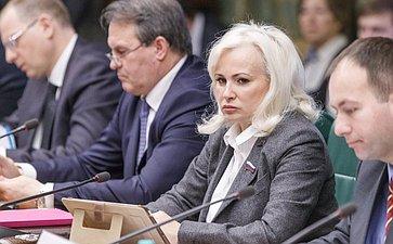 О. Ковитиди Заседание Комитета общественной поддержки жителей Юго-Востока Украины