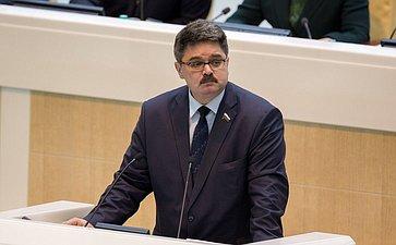 Широков Анатолий Иванович, член Комитета Совета Федерации поконституционному законодательству игосударственному строительству