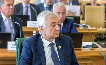 Заседание Президиума Совета законодателей РФ при Федеральном Собрании