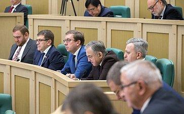402-е заседание Совета Федерации