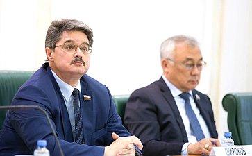 Анатолий Широков иБаир Жамсуев