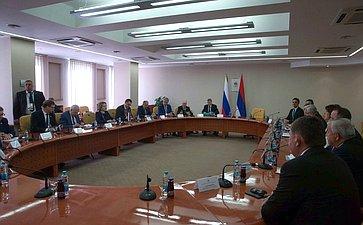 В. Матвиенко вРеспублике Сербской