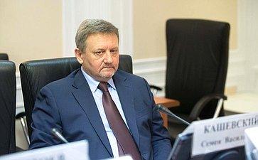 С. Кашевский
