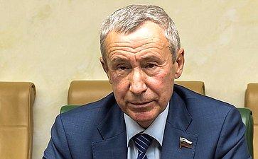 Член Комитета СФ помеждународным делам А.Климов провел встречу сПослом Германии вРоссии Г. А. фон Гайром