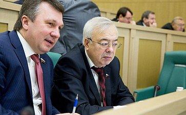 362-е заседание СФ Васильев, Бочков