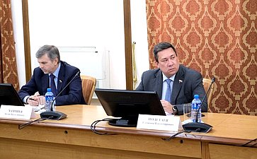 Беслан Хамчиев иВладимир Полетаев