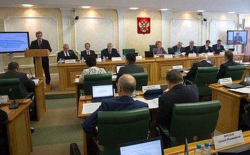 ВСФ проходят парламентские слушания, посвященные предотвращению вмешательства вовнутренние дела России