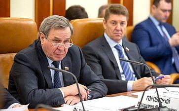 Владимир Городецкий иАндрей Шевченко