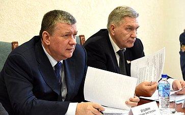 Евгений Бушмин провел совещание повопросу «Огосударственной поддержке производственной деятельности вучреждениях ГУФСИН России поРостовской области»