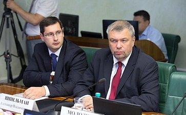 А. Шпильман иМолодцов