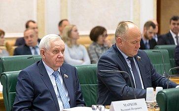 Валерий Марков иАлексей Кондратенко