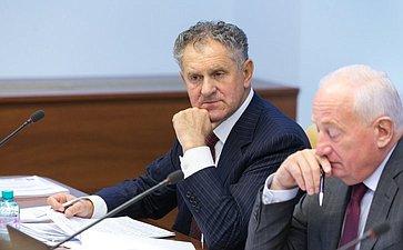 А. Волков Расширенное заседание Комитета СФ по науке, образованию и культуре