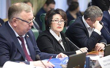 Расширенное заседание Комитета СФ поаграрно-продовольственной политике иприродопользованию сучастием представителей Бурятии