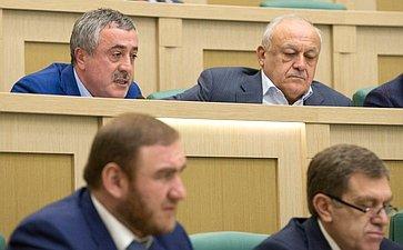 На422-м заседании Совета Федерации