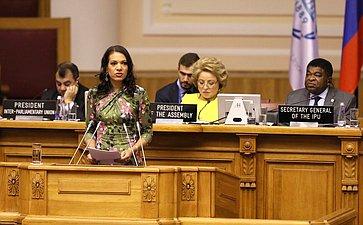 Выступление представителя ООН