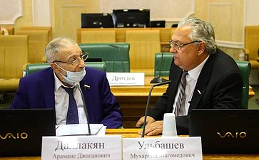 Арамаис Даллакян иАлександр Коряков