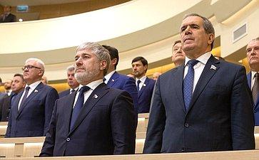 448-е заседание Совета Федерации