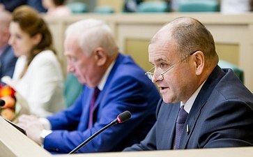 376-е заседание Совета Федерации Чернышев