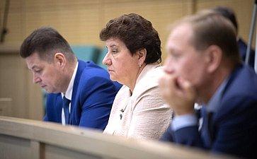 459-е заседание Совета Федерации