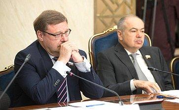 К. Косачев иИ. Умаханов