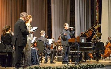 Игорь Морозов принял участие вторжественном открытии I Международного фортепианного конкурса русской музыки