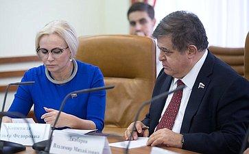 О. Ковитиди иВ. Джабаров