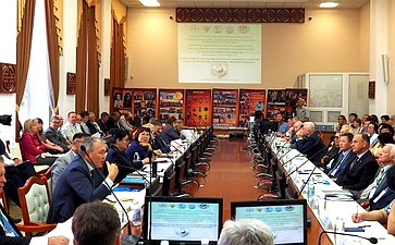 Международная научная конференция «География вСтратегии пространственного развития Азиатской России: проблемы, риски, решения»