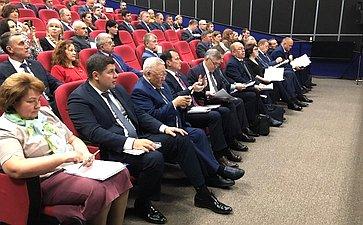 Выездное совещание Комитета СФ поаграрно-продовольственной политике иприродопользованию, посвященное вопросам реализации государственной программы «Комплексное развитие сельских территорий»