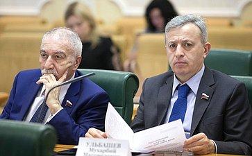 А. Далланян иМ. Ульбашев