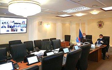 Сенаторы РФ приняли участие взаседании Постоянной комиссии ПА ОДКБ посоциально-экономическим иправовым вопросам