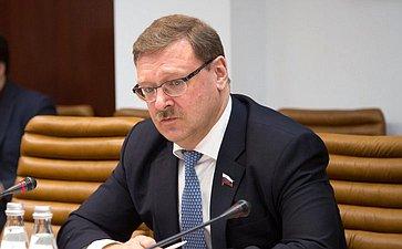 К. Косачев: ВСовете Федерации готовы квозобновлению межпарламентского диалога сЕвросоюзом