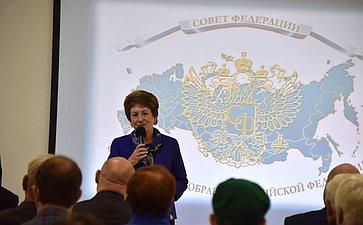 Екатерина Алтабаева иСергей Колбин приняли участие торжествах, посвященных Дню защитника Отечества иДню Народной воли