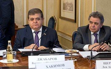 Владимир Джабаров иЛев Щербаков