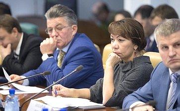 «Круглый стол» Комитета СФ посоциальной политике натему «Эффективные механизмы вывода части туристической отрасли изтеневого сектора»