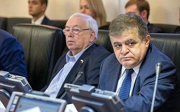В. Бочков иВ. Джабаров