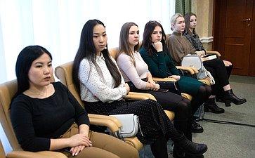 Церемония награждения победителей ипризеров открытых конкурсов «Здоровый университет» и«Будь здоров»