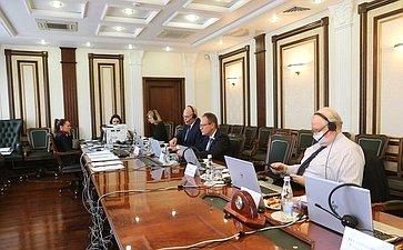 Российские сенаторы приняли участие взаседании очередной сессии ПАСЕ