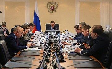 Расширенное заседание Комитета пофедеративному устройству, региональной политике, МСУ иделам Севера