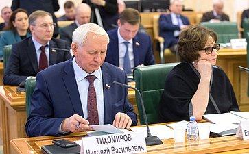 Николай Тихомиров иЕкатерина Лахова