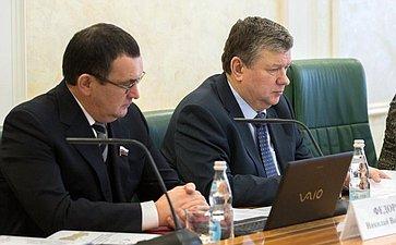 Н. Федоров иЕ. Бушмин
