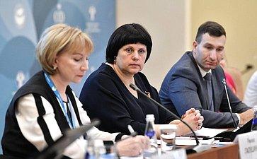 Открытый диалог «Российские соотечественницы зарубежом»