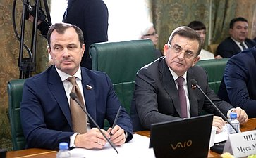 Юрий Федоров иМуса Чилиев