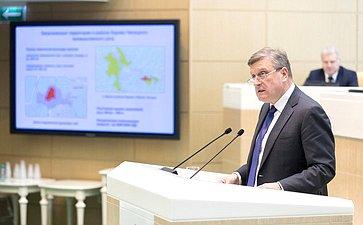 ВРИО Губернатора Кировской области И. Васильев