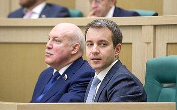 Министр связи РФ Н. Никифоров
