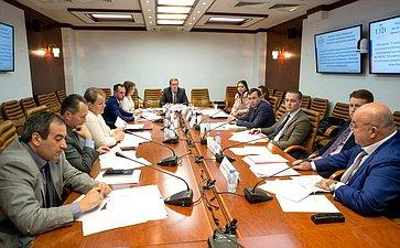 Совещание Комитета СФ поаграрно-продовольственной политике иприродопользованию, посвященное вопросам законодательного обеспечения ответственного обращения сживотными