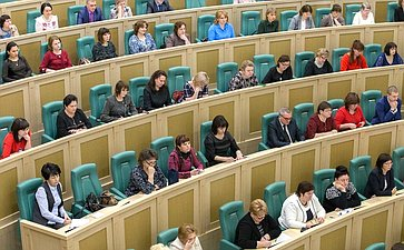 ВСовете Федерации состоялась встреча стружениками социальной сферы села